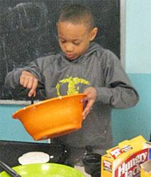Celebree-Learning-Centers-Eldersburg-Children-Make-Pancakes-1