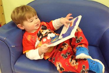 Celebree-Learning-Centers-Laurel-Bush-Infants3-Pajama-Day-6