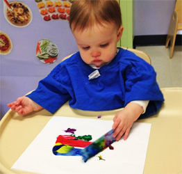 Severna-Park-Celebree-Learning-Centers-Infants-Painting-2