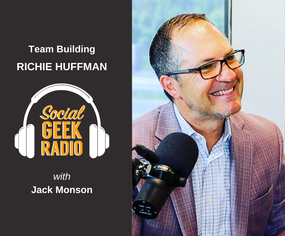 Richie Huffman on Social Geek Radio